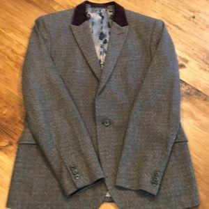 Ted Baker Houndstooth men's sport coat (40 R)